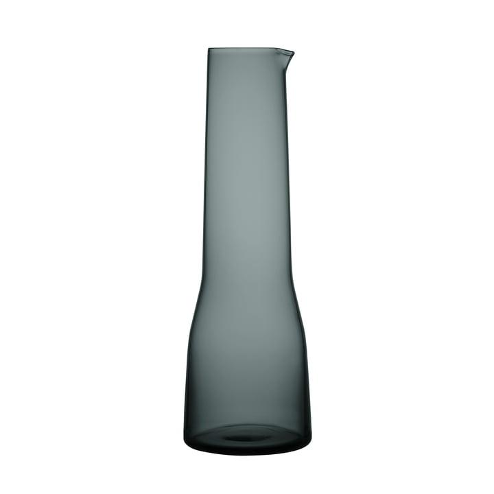 Le Essence Carafe 1 l, gris foncé de Iittala
