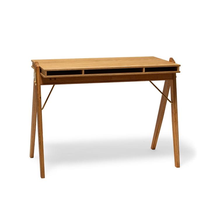 La table pliante Field, en chêne de We Do Wood