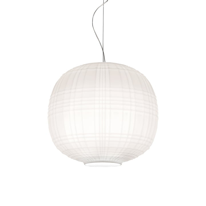 La suspension Tartan de Foscarini
