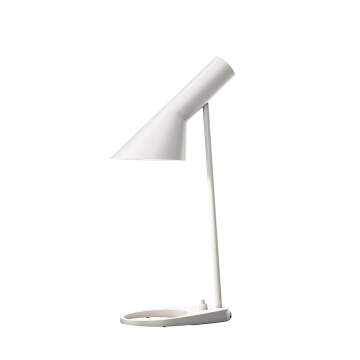 AJ Mini lampe de table Louis Poulsen en blanc