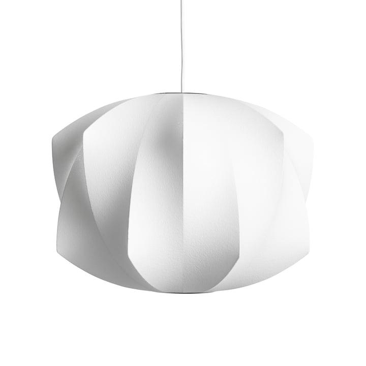 Le luminaire Nelson Propeller Bubble suspendu M, off white de Hay