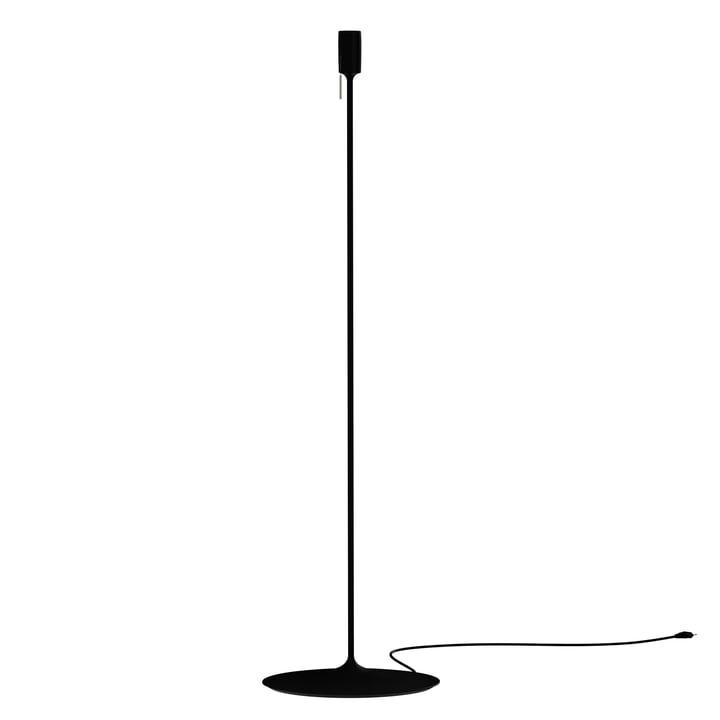 Le Umage - Champagne Cadre pour lampadaire H 140 cm en noir