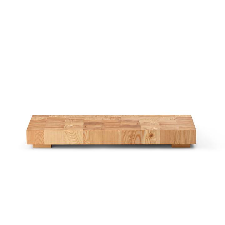 La planche à découper Chess de ferm Living in nature, 40 x 15 cm