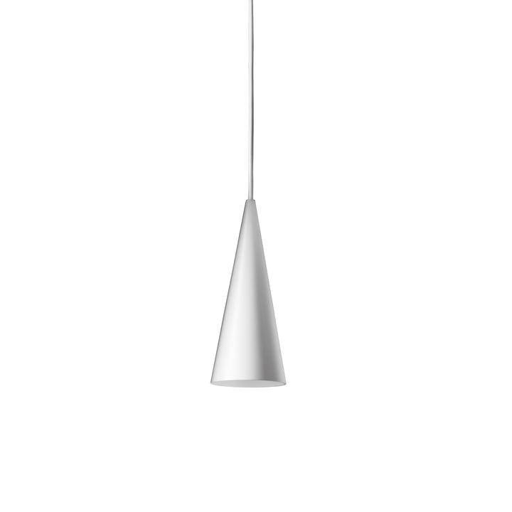 Le w201 Extra Small Lumière pendante LED S1 de Wästberg en blanc