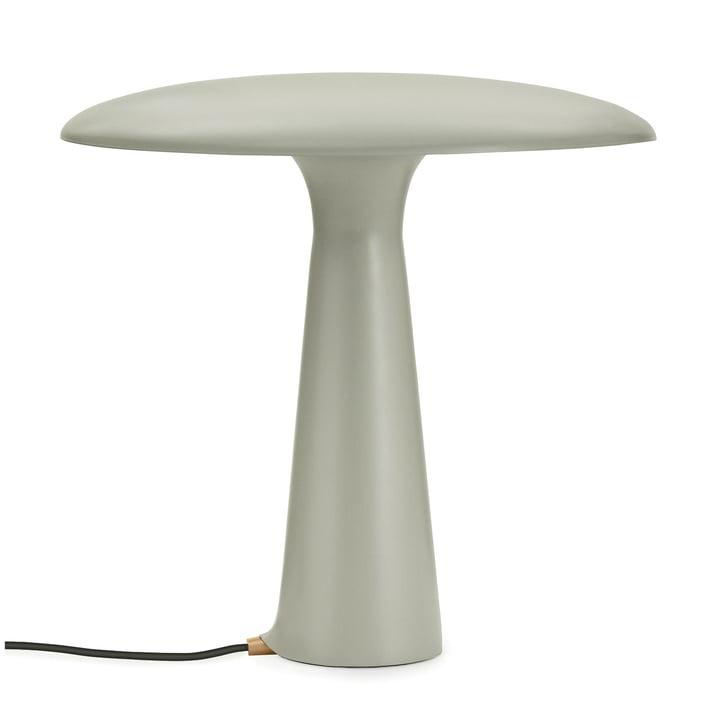 Shelter Lampe de table de Normann Copenhagen en calcaire