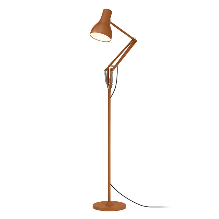 Lampadaire Type 75, Sienna par Anglepoise