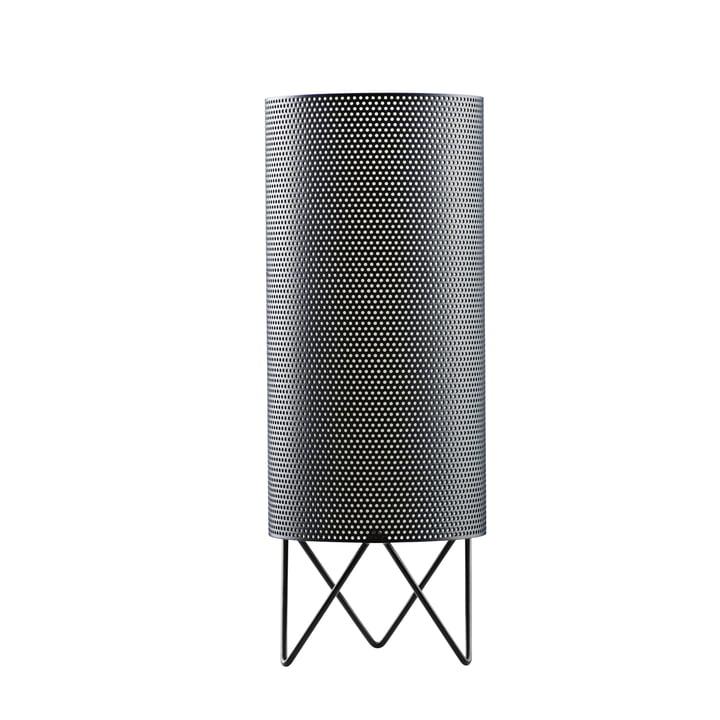 Gubi - Lampe de table Pedrera H2O, noir, représentation individuelle