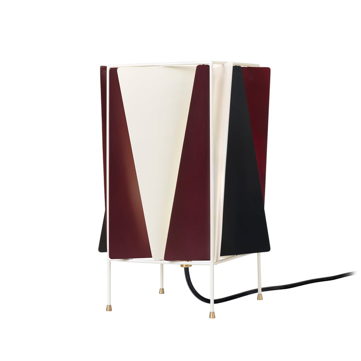 Gubi - Lampe de table B-4, chianti red