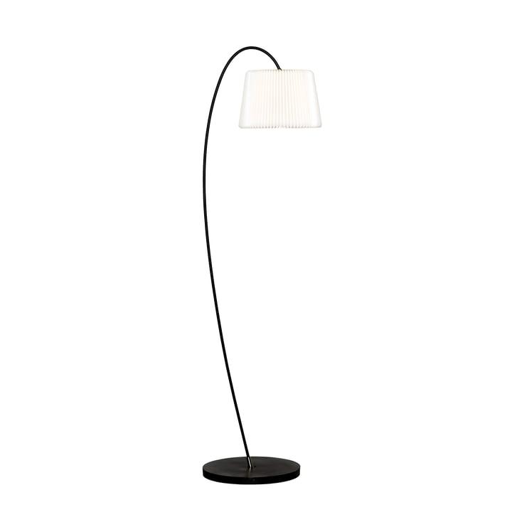 Lampadaire Snowdrop Ø 30cm de Le Klint en noir