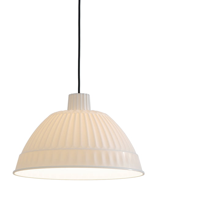 FontanaArte – Lustre Cloche, blanc translucide