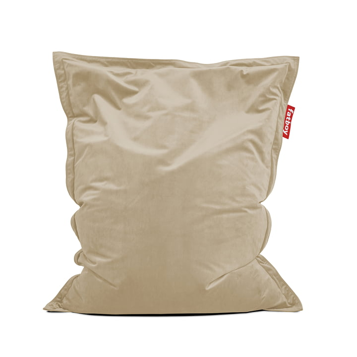 Beanbag Original Slim Velvet recycled , camel from Fatboy
