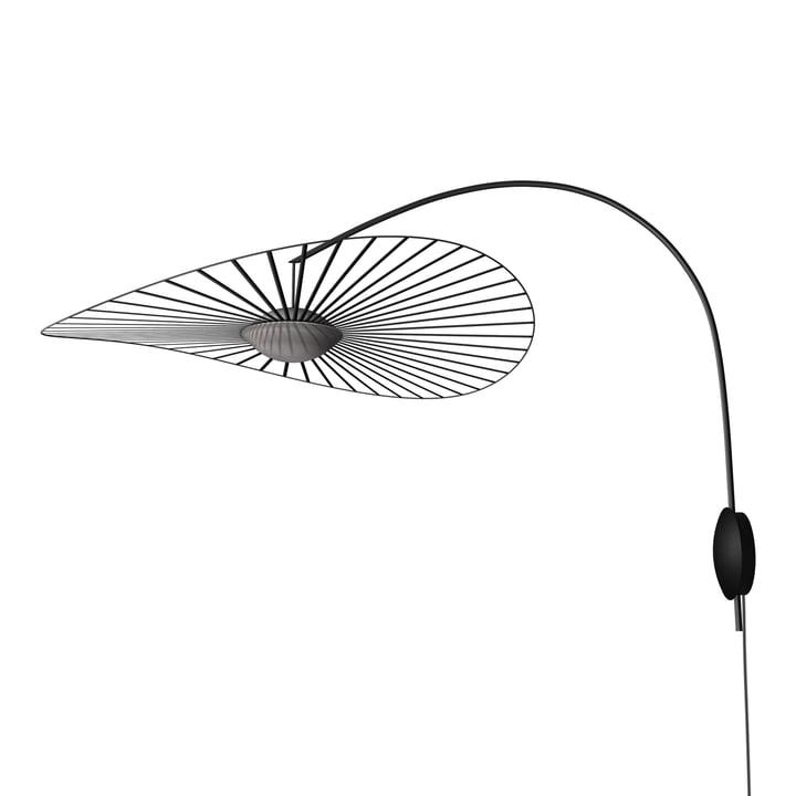 L'applique Vertigo Nova de Petite Friture , Ø 110 cm, noir