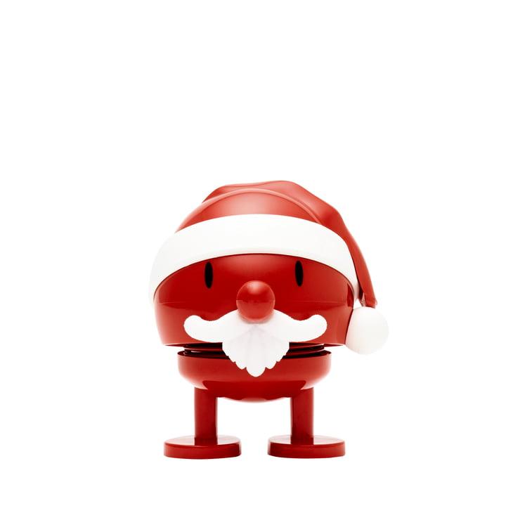 Santa Claus Bumble, petit / rouge de Hoptimist