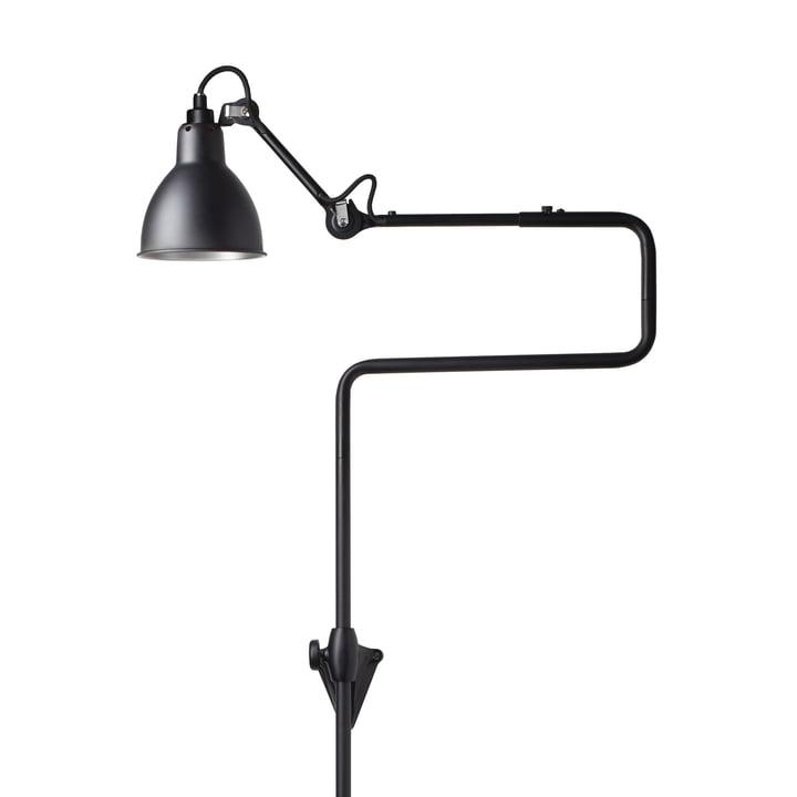 Lampe Gras No 217 Applique, noir / noir par DCW