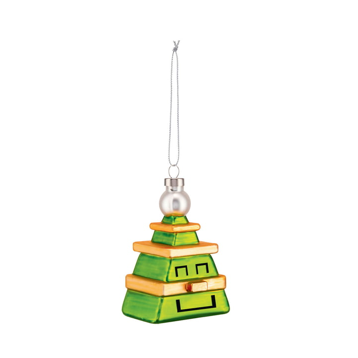 Le site Cubik Tree Décorations pour l'arbre de Noël de Alessi