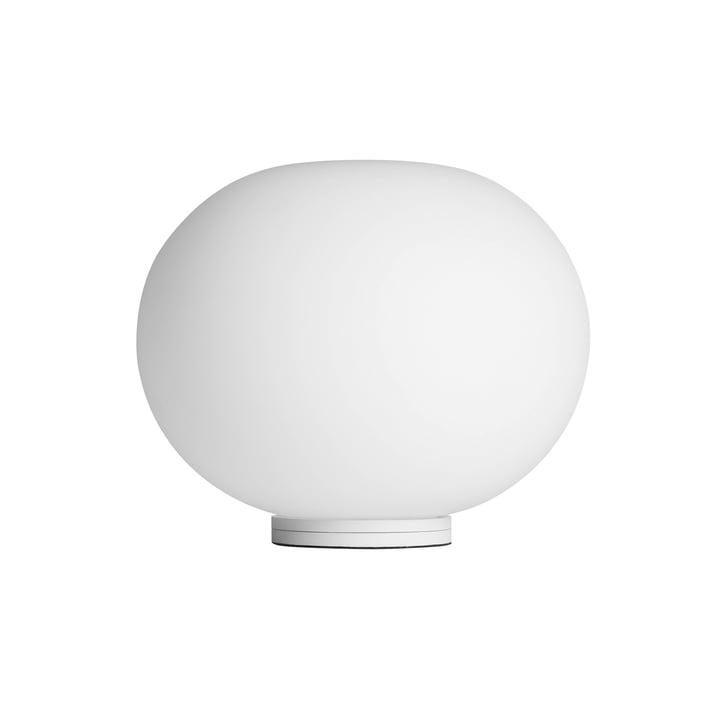 Glo-Ball Basic Zero Switch de Flos en blanc