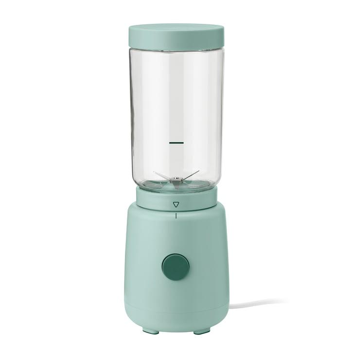 Le mixeur sur pied pour smoothies Foodie de Rig-Tig by Stelton 0,5 l, vert clair