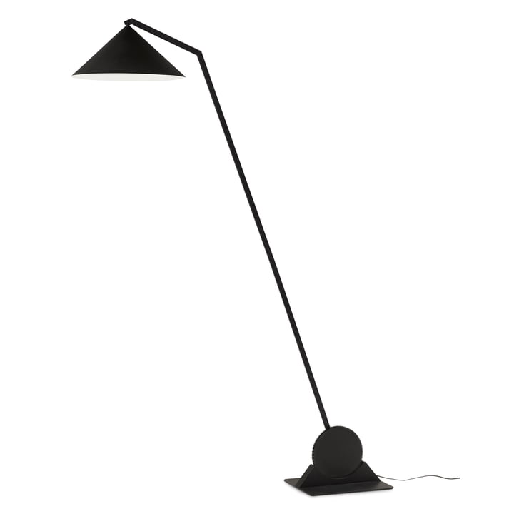 Northern - Lampadaire Gear, noir