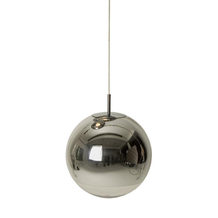 Mini Mirror Ball Lampe à suspension chromée de Tom Dixon
