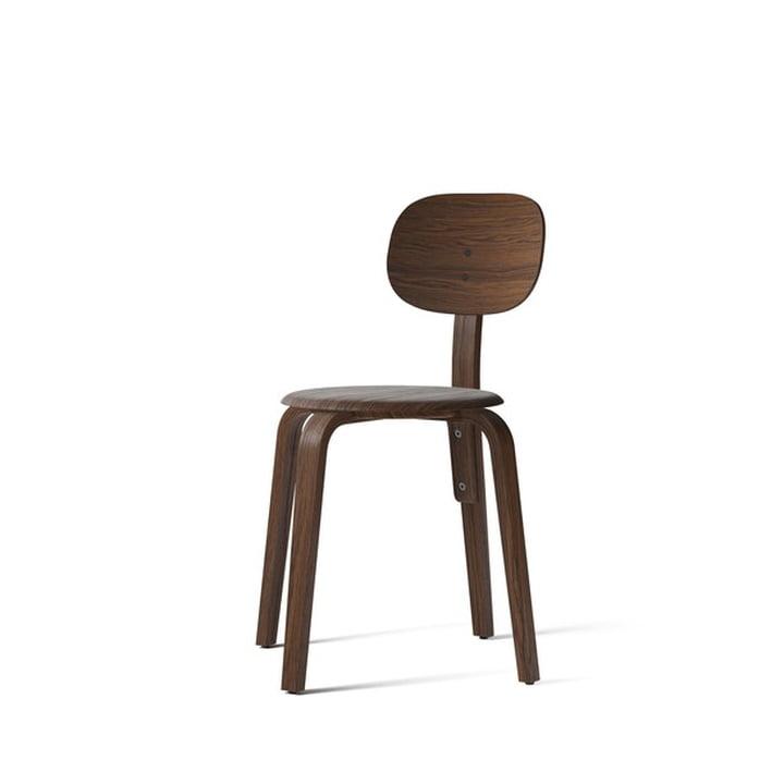 Afteroom Dining Chair Plywood, chêne teinté foncé par Menu