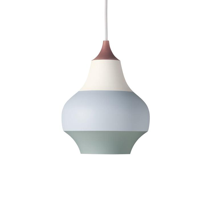 Lampe à suspension Cirque Ø 150 mm en cuivre de Louis Poulsen