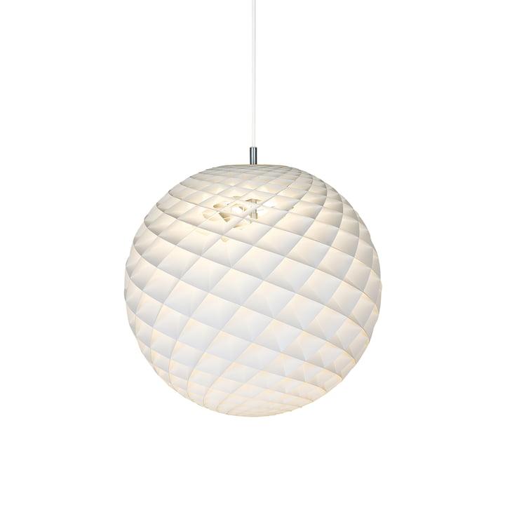 Lampe à suspension Patera Ø 45 cm de Louis Poulsen en blanc