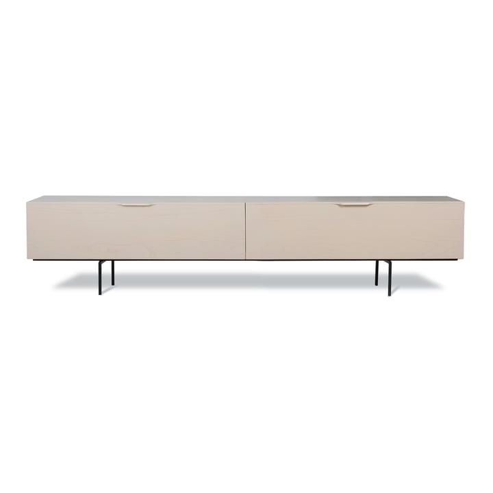 TV-Lowboard, longueur 167 cm, sable de HKliving