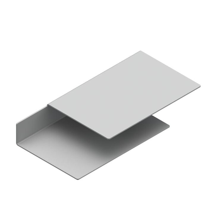 L'étagère murale de Float Shelf de New Tendency en gris clair