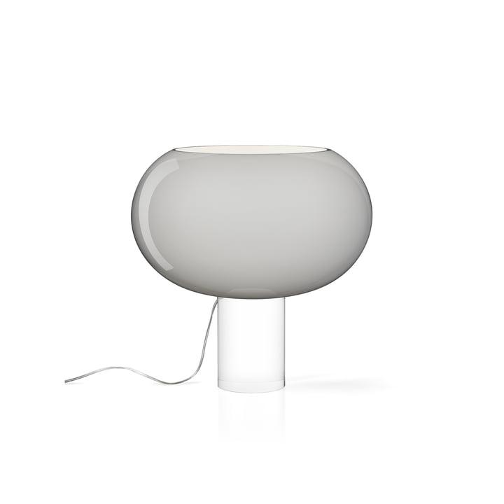 La lampe de table Buds 2 par Foscarini en gris