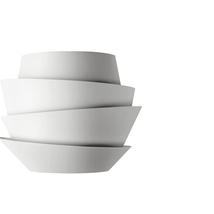 Foscarini - Applique Le Soleil, blanc