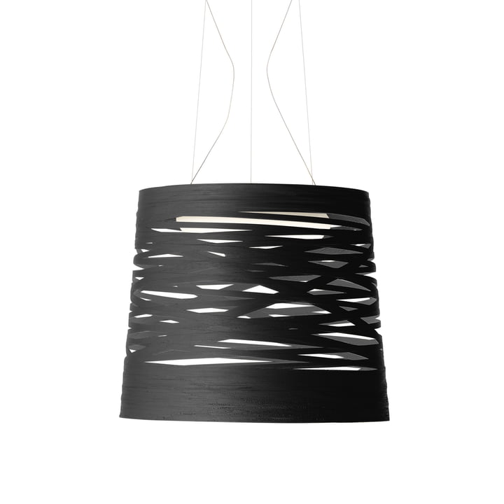 Foscarini - Suspension Tress Grande en noir