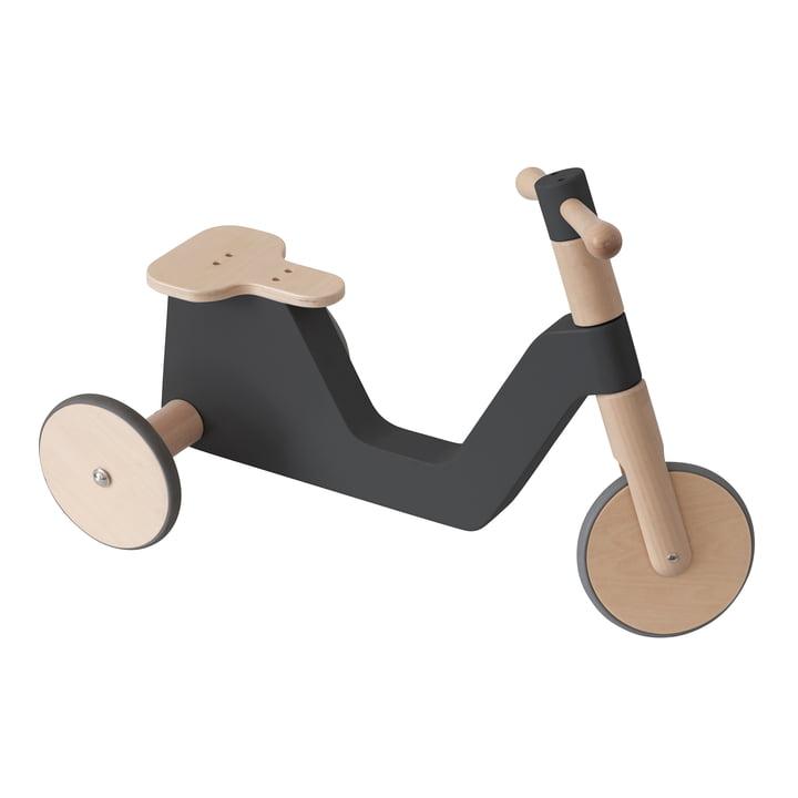 Le Scooter de Sebra en noir classique