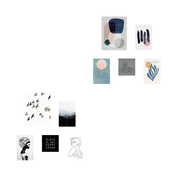 Le Art Collectors Box - Minimalism de IXXI