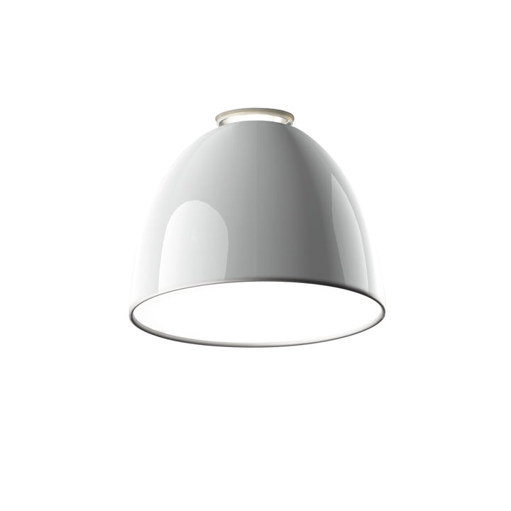 Artemide – Plafonnier Nur Mini Gloss Soffitto, blanc