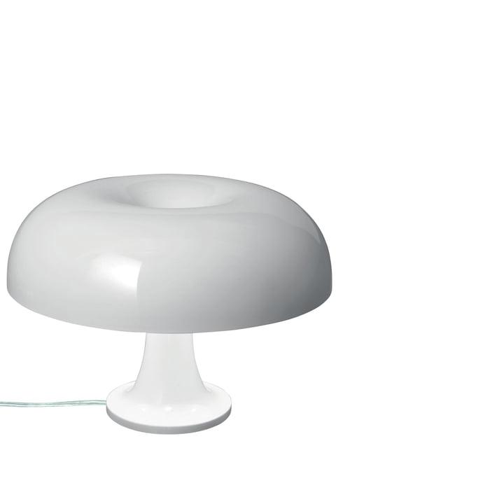 Nessino table Artemide Nessino, blanc