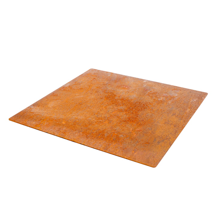 La plaque de base pour le four à acier Outdoor de Weltevree
