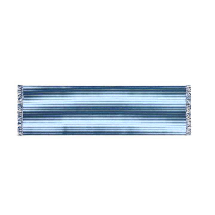 Stripes Tapis, 60 x 200 cm, bluebell ripple de Hay