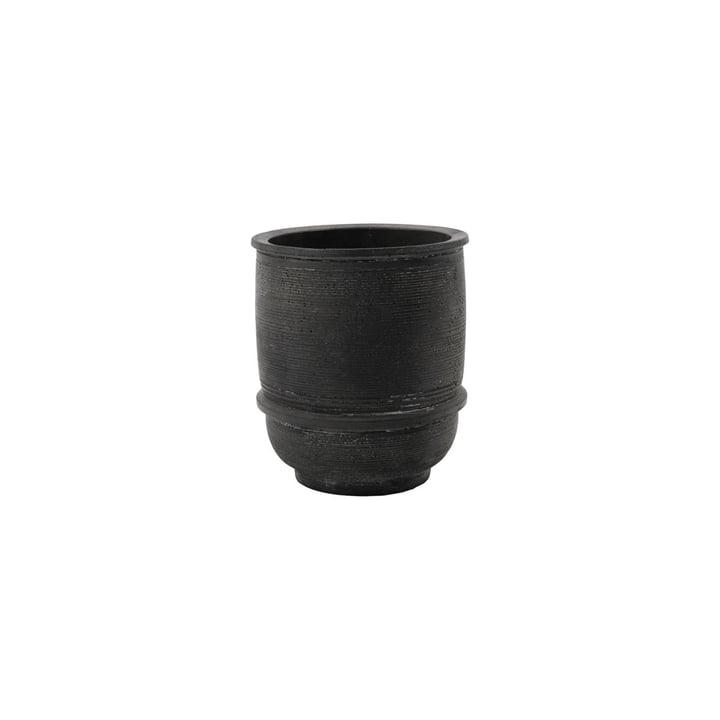 Le Ground Pot de fleurs en béton de House Doctor , Ø 14 cm, H 16 cm