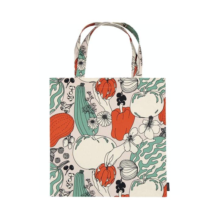 Le sac à provisions Vihannesmaa de Marimekko