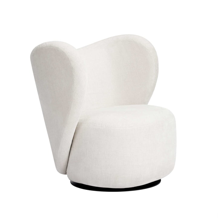 Little Big Chair Base pivotante, sable 37 de Norr11