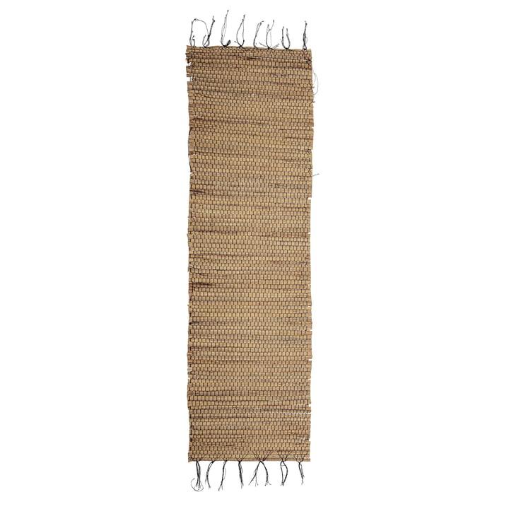 Le chemin de table Dixi de Bloomingville , 43 x 145 cm, naturel