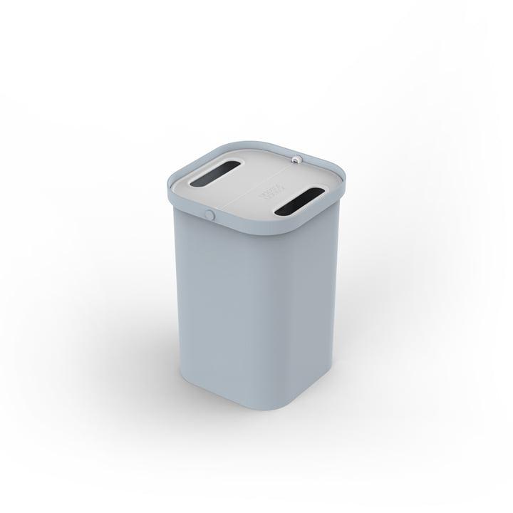 Joseph Joseph - GoRecycle Conteneur de recyclage 14 l, bleu