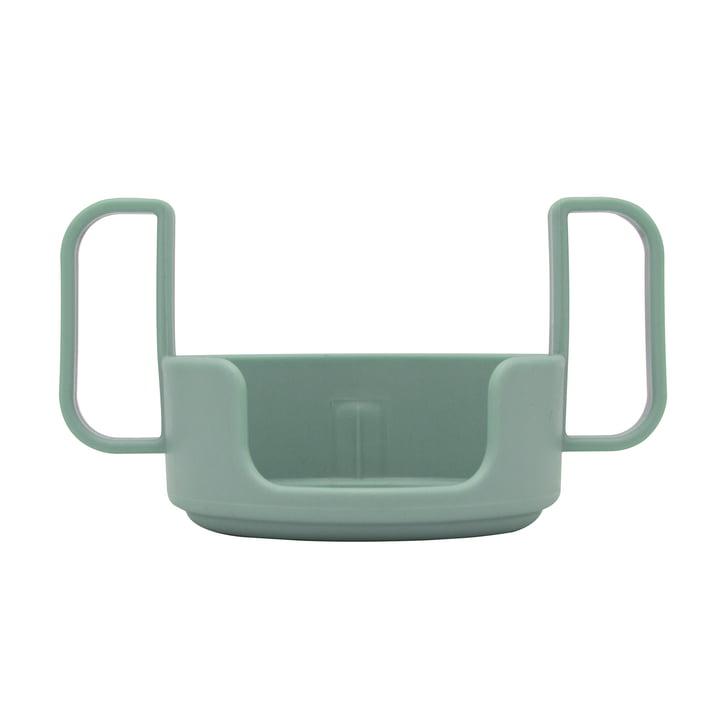 Le support du verre à boire AJ de Design Letters en vert