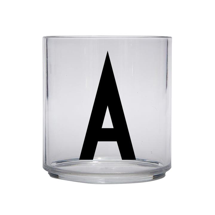Le AJ Kids Personal verre à boire, A par Design Letters
