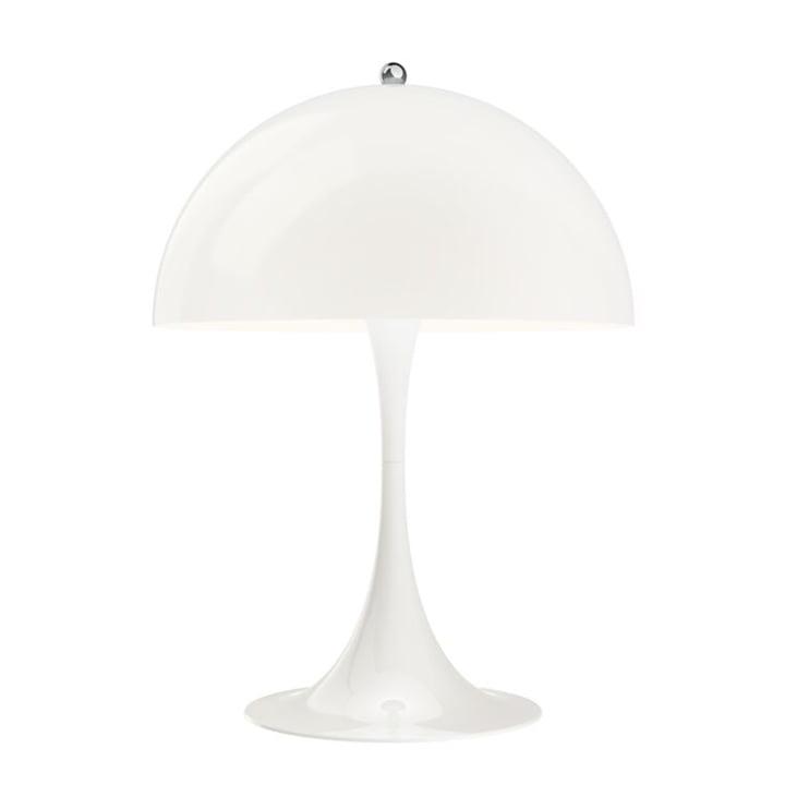 Panthella Lampe de table 320, blanc de Louis Poulsen