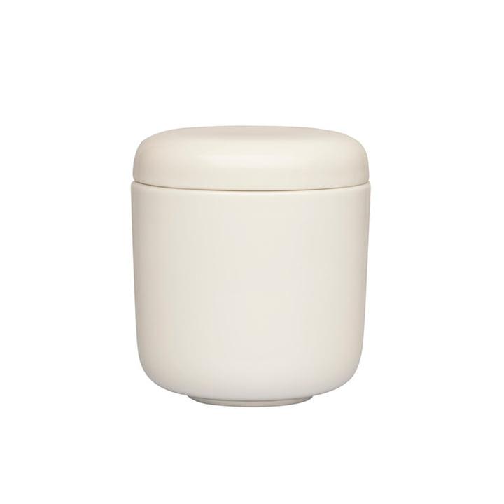 La cruche Essence avec couvercle de Iittala , 0,26 l, blanc