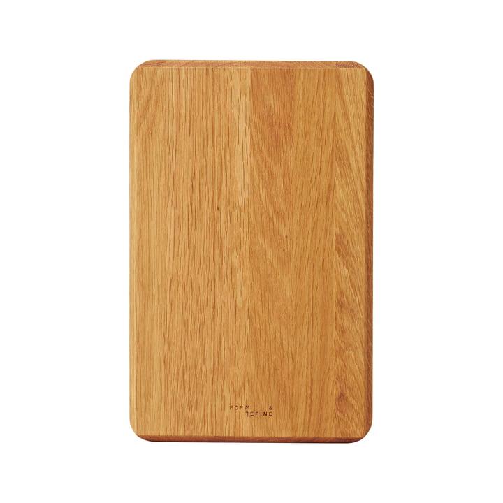 Cross Planche à découper, moyenne, en chêne de Form & Refine