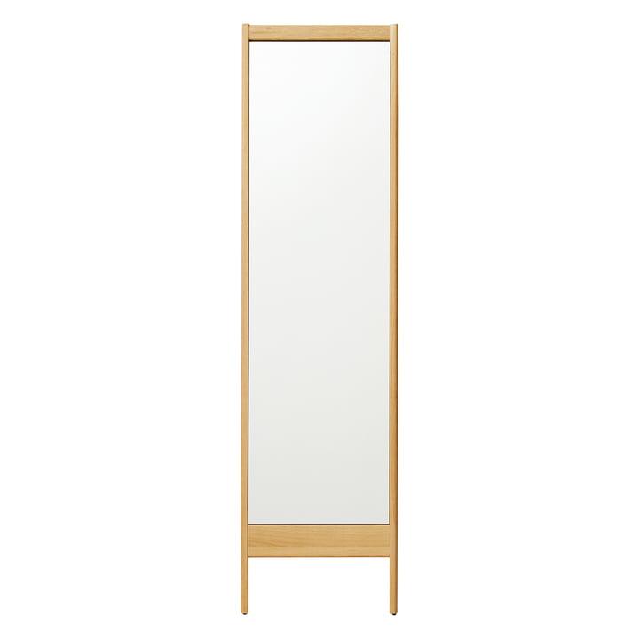 A Line Miroir, H 195,5 cm, chêne de Form & Refine