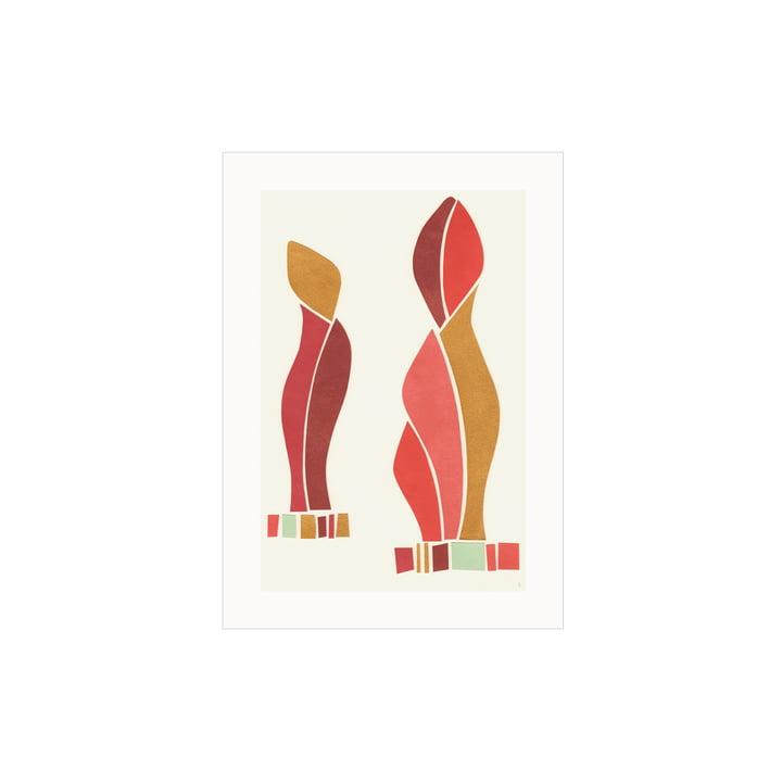 L'affiche Come Closer de Paper Collective , 30 x 40 cm
