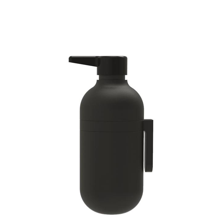 Le distributeur de savon Pump-It de Rig-Tig par Stelton , noir